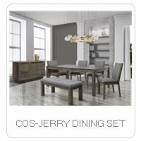 COS-JERRY DINING SET